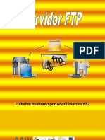 Servidor DNS e FTP