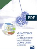 Guia Tecnica Espanola Reciclaje Aguas Grises Cs Ag Aqua