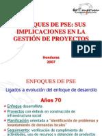 3 Enfoques PSE Gestion Proyectos