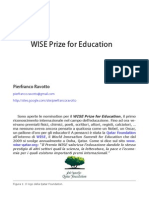 2012 - WISE Prize for Education (Bricks Numero 4)