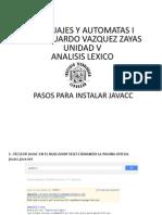 Pasos Para Instalar Javacc (1)