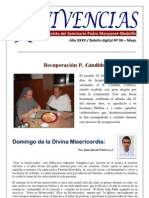 Vivencias Mayo 2012