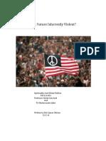 Violence Paper Final Version