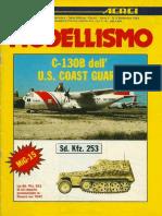 Aerei Modellismo anno 05 (09-1984)