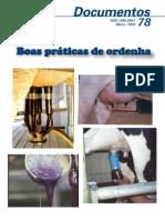 71959268 Boas Praticas Na Ordenha
