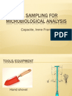 ASS2 Soil Sampling Procedure
