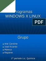Windows+x+Linux