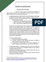 Derecho Mercantil Regulacion y Figuras Jcas