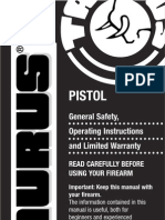 Taurus Pistol Manual