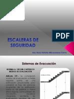 Normas de Escaleras de Seguridad - InDESI