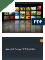 Internet Protocol Televesion