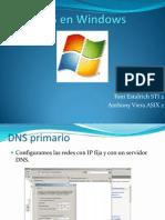 DNS en Windows