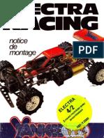 Yankee Electra Racing 4x2 Manual