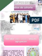 Estudios Cohorte..EXPO EPIII