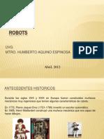 Anatomia de Un Robot