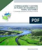 Guia Para Gestion de Planes de Desarrollo Rural Sostenible - Renault Adib