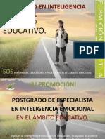 SOS para Padres, Educadores y Profesionales del ámbito educativo.