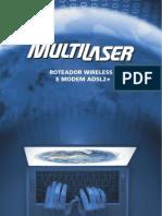 ML-RMO-054 Manual Do Usuario