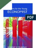 Lektionen für junge Ökonomen
