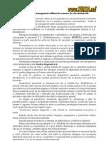 Analiza Metodelor de Management Utilizate in Ramura de Telecomunicatii