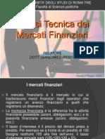 1- Analisi Tecnica Dei Mercati Finanziari - Introduzione e Gli Strumenti Base