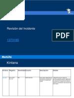 Revisión del Incidente SSI (1373185)