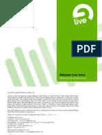 Ableton Live Intro Manual Es