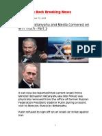 Putin vs Netanyahu and Media Cornered on 911 Truth - Part 2