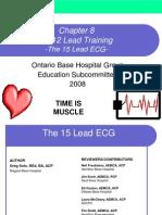 15 Lead ECG Training PP