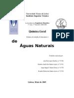 aguas alcalinas portuguesas