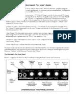 Etherwave Plus Manual Addendum
