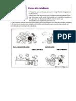 SUGESTÕES DE ATIVIDADES CIDADANIA TRANSITO E DIREITO DA CRIANÇA