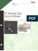Hf64 Steering Gear