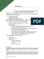 Gramática - Classes e Subclasses de Palavras.docx