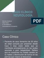 Caso Neurología 2011