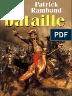 Rambaud, Patrick - La Bataille (1997)