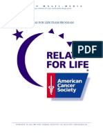 Relay for Life White Paper