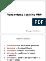 MRP y inventarios
