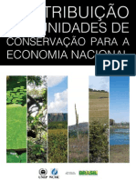 artigo - Medeiros et al - contribuição das UCs para a economia nacional