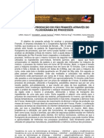 ANÁLISE DA PRODUÇÃO DO PÃO FRANCÊS ATRAVÉS DO FLUXOGRAMA DE PROCESSOS