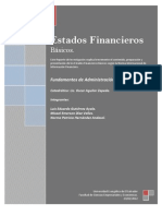 Estados Financieros Basicos Completo