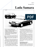 Lada  VAZ Samara 2108 Test 1997