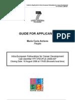 MC_IEF_2009_ApplicationGuide