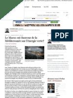 1Le Maroc est-Sauveur de la Méditerranée sur l'énergie verte_ - Forbes