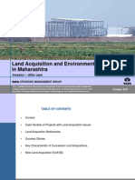 Land Acquisition Issues 5.0