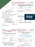 Advanced-Organic-Chemistry Harvard Notes 2003