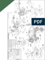 2006 Fusion/Zephyr Front Suspension Illustration