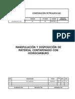 OL8-EHS-InT-001 (Manip. y Dispo. Material ado Con HC)