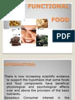 Fubnctional Food