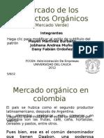 Mercado de los Productos Orgánicos (Mercado Verde